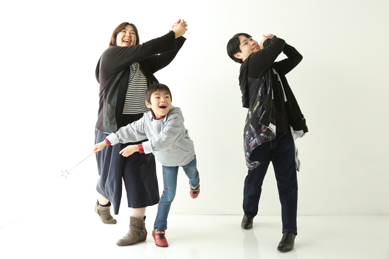 楽しい家族