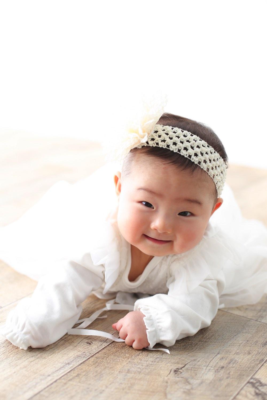 赤ちゃん等身大撮影会