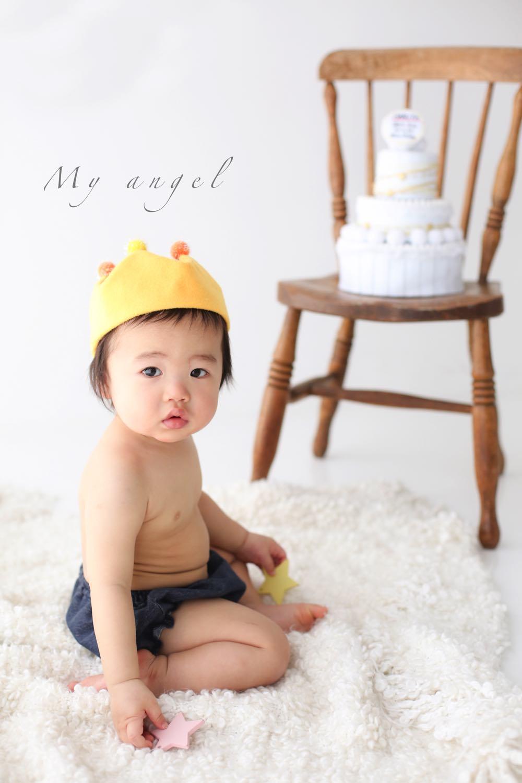赤ちゃん等身大写真