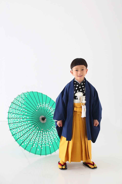 5歳の七五三衣装