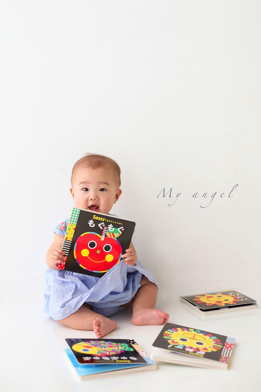 赤ちゃんフォトが素敵なスタジオ