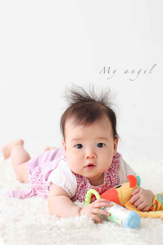 赤ちゃん専門の写真スタジオはSTUDIO LINK